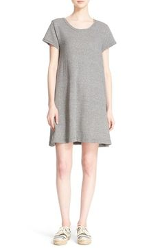 Current/Elliott 'The Beach Tee' Trapeze Dress available at #Nordstrom