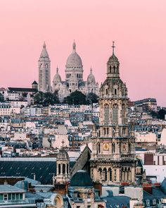Paris, Cityscape Instagrams by Olivier Wong