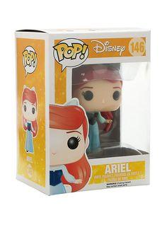 Funko Pop! Disney The Little Mermaid Ariel Vinyl Figure,