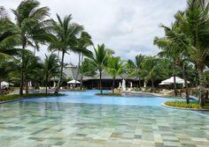 Piscina do Nannai Beach Resort.