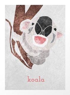 Koala Alice Maclean Smith