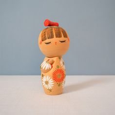 Creative Kokeshi Doll, $40, now featured on Fab.