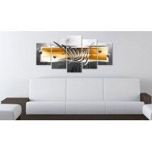 Toile Imprimée HD Abstrait 200x100cm