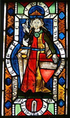File:Stift Heiligenkreuz - Babenbergerfenster 7 Leopold.jpg