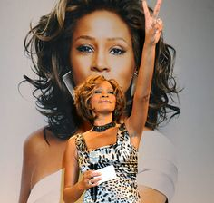 Peace out, Whitney. Your voice will live on, now go sing with Jesus.