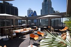 Time Out Chicago's Summer 2012 Rooftop Guide