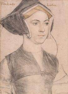 Lady Lister c.1532-43