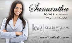 Keller williams business cards weichert marketing products realtor keller williams realtor business card template new luxury collection from printifycards reheart Image collections