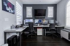 12936890835 7d3c86c51a z 620x413 70 Inspirational Workspaces & Offices | Part 21