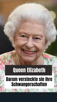 Queen Elizabeth war viermal schwanger. Doch mit Babybauch hat man die Königin nie gesehen. ADELSWELT erklärt, warum. Adele, Elizabeth Queen, Crown Princess Victoria, Duchess Kate, Pregnancy