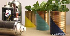 Manualidades con papel. Crafting. Reciclaje. Scrapbooking. Decoración. Actividades para niños. http://www.papelisimo.es/