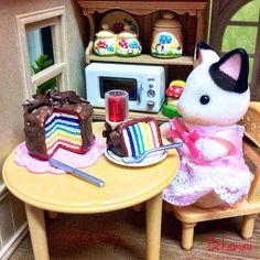 Mmmm.... Cake! #sylvaniansummer