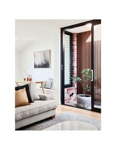 Dan Webster Architecture gives us the architectural answer to business at the front, party at the back! Albert Park Melbourne, Go Up, Beautiful Interiors, Interior Design, Architecture, Furniture, Ideas, Home Decor, Nest Design