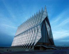 Skidmore, Owings, Merrill: Air Force Academy Chapel, Colorado Springs