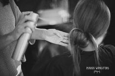 Hair by Malin Mähler  Photography: Maria Wingfors