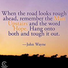 John Wayne Quote