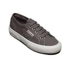This Gray Sage 2750 Cotu Classic Sneaker - Men & Women by Superga is perfect! Stinky Shoes, Popular Shoes, Classic Sneakers, Canvas Sneakers, Crazy Shoes, Classic White, Tech Accessories, Footwear, My Style