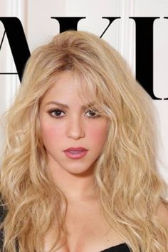 Perfect SHADE OF BLONDE (shakira) #Shakira