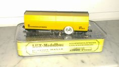 Lux -Modellbau N Schienenreiniger Digital Code Nr. 3