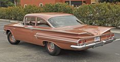 1960 Chevy Bel Air 2 door sedan Maintenance/restoration of old/vintage vehicles: the material for new cogs/casters/gears/pads could be cast polyamide which I (Cast polyamide) can produce. My contact: tatjana.alic@windowslive.com