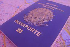 Países onde brasileiros não precisam visto para entrar. São mais de 100 países. Passport, Personalized Items, Trips, Travel, Travel Items, Travel Tips, Disney Trips, Apps, White Women's Hoodies