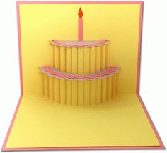 Silhouette Design Store - View Design #79717: cake pop-up card