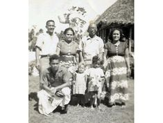 Ah Kuoi 'Aiga Blog: Fung Kuoi Kee Ah Kuoi was born around 1884 in South China. He traveled to Samoa in 1908. After the 3 year contract term expired, Fung Kuoi was allowed to remain on in Samoa as a tailor. He settled with Mele Brown from Lona Fagaloa around 1917 and they were married in 1920.