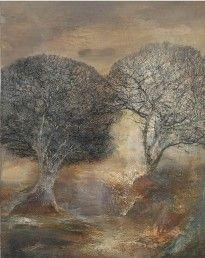 Mary Anne Aytoun Ellis - Two Trees