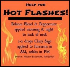 doterra hot flashes - Google Search