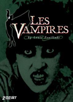Les vampires (1915)  Francia. Dir.: Louis Feuillade. Thriller - DVD CINE 2161