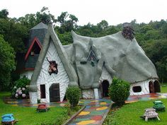 Top Ten Storybook Cottage Homes From Around The World 4 Casa dos Duendes in Campos do Jordão, Brazil