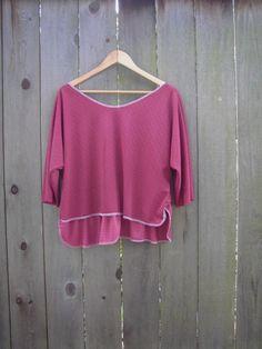 Romantic Ruffles Crop Top/ Eco Hipster Shirt/  by FuriousDesigns, $45.00