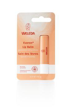 Everon Lip Balm - Protects and moisturizes dry lips  #crueltyfree #noanimaltesting