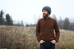 Ravelry: V for sweater / V For Genser pattern by Anna & Heidi Pickles