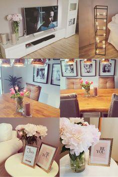 INTERIOR / WOHNEN: Karibik Blaues Wohnzimmer Mit IKEA Möbeln (Ektorp,  Maskros Und Lack), Spiegel Von Mömax | Lovefolio | Pinterest | Interiors