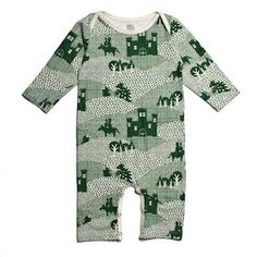 Winter Water Factory long sleeve romper from acorn toys-REALLY want for baby #2