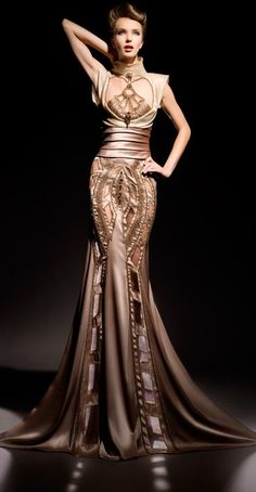 Blanka Matragi Haute Couture 2012 ♥✤ | Keep the Glamour | BeStayBeautiful