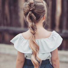 Bubble fishtail braid! I got over 1000 more likes on my last photo than I usually do! Thank you all for being active. Love ya's! P.S check out our video on our story to see how Charlie feels about you 😘 ••••• #braid #kidsbraid #hair #ombre #blonde #fishtail #ootd #hotd #bestoftheday #love #instagood #braiding #kidsfashion #instagram #instacute #hair #cutekidsclub #fashionblogger #taylorjoelle