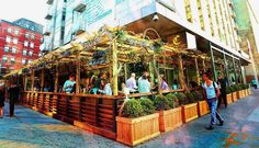 The Best Outdoor Spots To Day-Drink In NYC