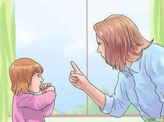 Mit respektlosen Kindern richtig umgehen.