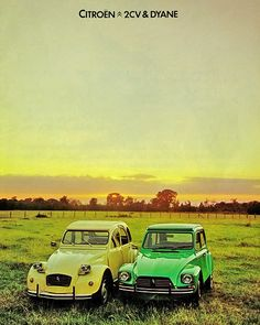 The fantastic Citroen pages 2cv6, Car Brochure, Car Advertising, Cute Cars, Amazing Cars, Old Cars, Cars And Motorcycles, Automobile, Retro