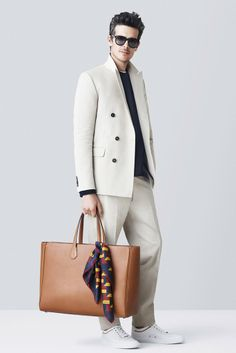 Bally Men's RTW Spring 2015 - Slideshow