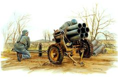 Art illustration - World War II Military Weapons, Military Art, Military History, German Soldiers Ww2, German Army, Military Drawings, Germany Ww2, Ww2 Pictures, War Thunder