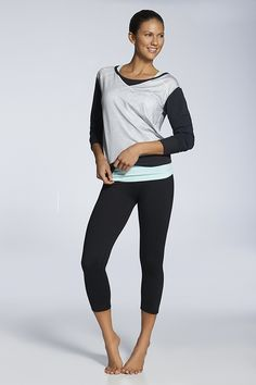 With this comfy gym gear you can take on any challenge! @Dot Moores  maybe we should be dressing the part?!