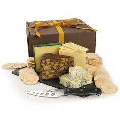 Irish Cheese Assortment in Gift Box (3.3 pound) by igourmet $54.99