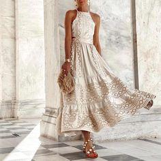 50 Fashion, Holiday Fashion, Look Fashion, Fashion Prints, Spring Fashion, Fashion Outfits, 15 Dresses, Dresses Online, Summer Dresses