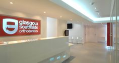 BESPOKE RECEPTION AND WAITING AREAS