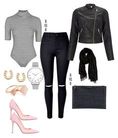 """Ambition & Motivation"" by danivsdaniella on Polyvore featuring Topshop, Olivia Burton, Michael Kors, Gianvito Rossi, WithChic, Givenchy, Lipsy and Nordstrom"