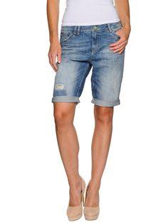Tom Tailor Vintage Denim shorts, azul
