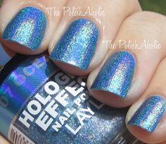 The PolishAholic: Layla Hologram Effect Ocean Rush